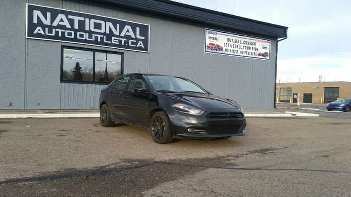 2013 Dodge Dart Rallye - CLEAN CARPROOF, TURBO Lethbridge AB