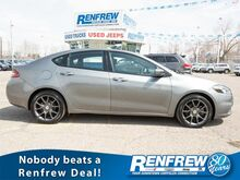 2013_Dodge_Dart_Rallye, Manual, Navigation, Bluetooth, SiriusXM, Backup Camera_ Calgary AB