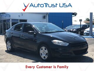 Dodge Dart SE 1 OWNER LOCAL TRADE MANUAL TRANS 2013