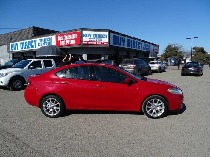 2013 Dodge Dart SXT Multiair Turbo Penticton BC