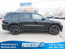 2013_Dodge_Durango_4WD SXT, Bluetooth, SiriusXM, Leather Seats, Backup Camera_ Calgary AB