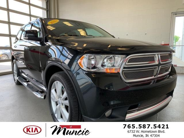 2013 Dodge Durango AWD 4dr Crew Muncie IN