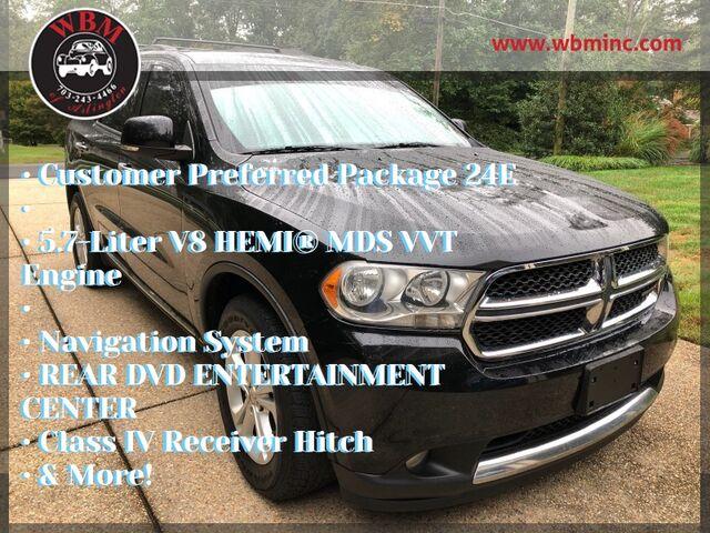 2013 Dodge Durango AWD Crew 5.7L 8-Cyl SUV Arlington VA