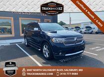 2013 Dodge Durango Citadel ** Certified 6 Month / 6,000 **
