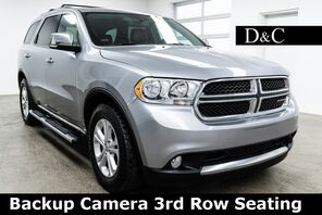 2013_Dodge_Durango_Crew Backup Camera 3rd Row Seating_ Portland OR