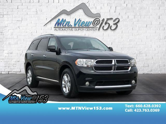 2013 Dodge Durango Crew Chattanooga TN