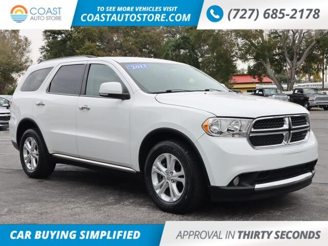 2013 Dodge Durango Crew Saint Petersburg FL
