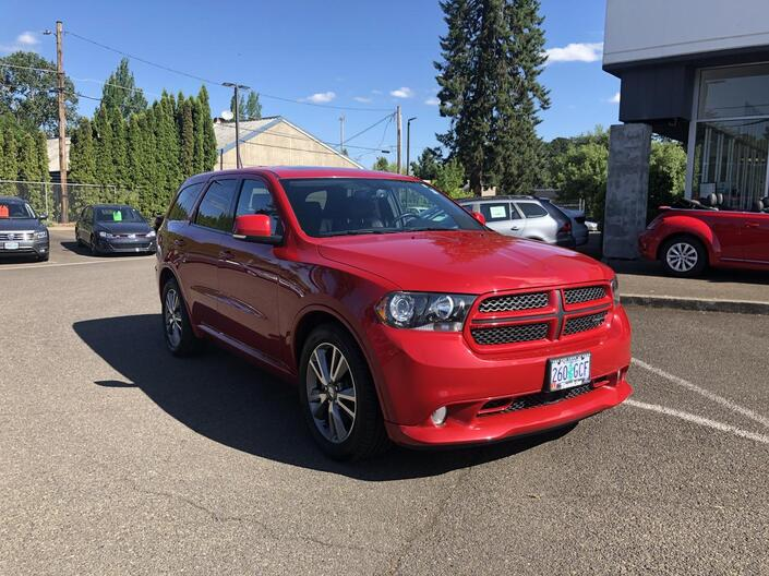 2013 Dodge Durango R/T McMinnville OR