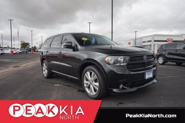 2013 Dodge Durango R/T Windsor CO
