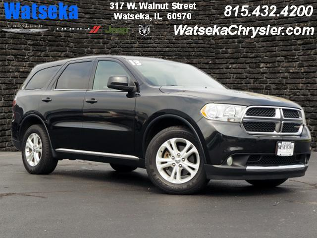 2013 Dodge Durango SXT Dwight IL