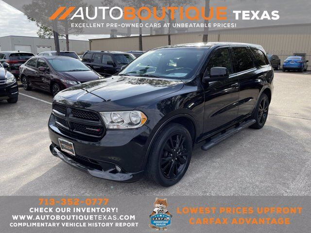 2013 Dodge Durango SXT Houston TX