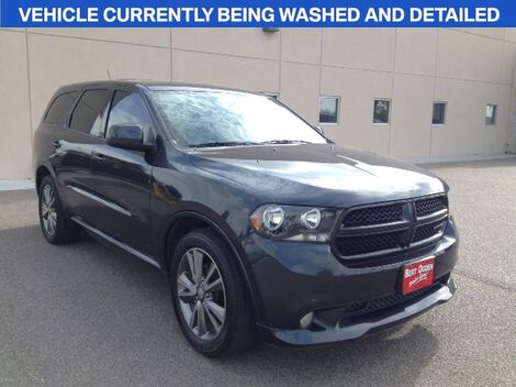 2013_Dodge_Durango_SXT_ Mission TX