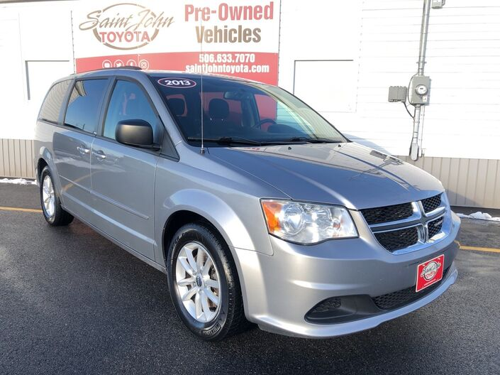 2013 Dodge Grand Caravan 4dr Wgn SE Saint John NB