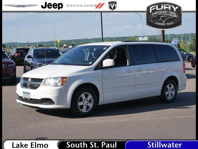 2013 Dodge Grand Caravan 4dr Wgn SXT St. Paul MN