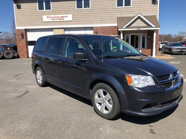 2013 Dodge Grand Caravan SE East Windsor CT