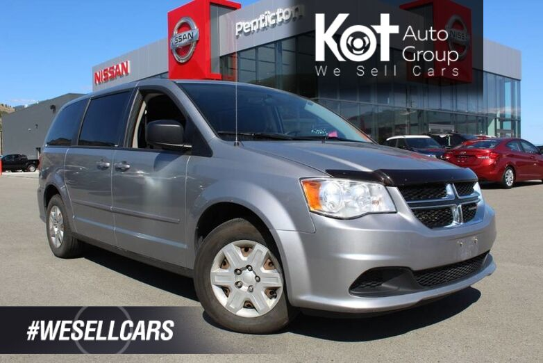 2013 Dodge Grand Caravan SE, Lots of Room, Great Family Vehicle Penticton BC