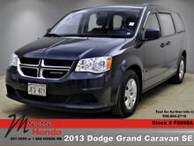 2013_Dodge_Grand Caravan_SE_ Moncton NB