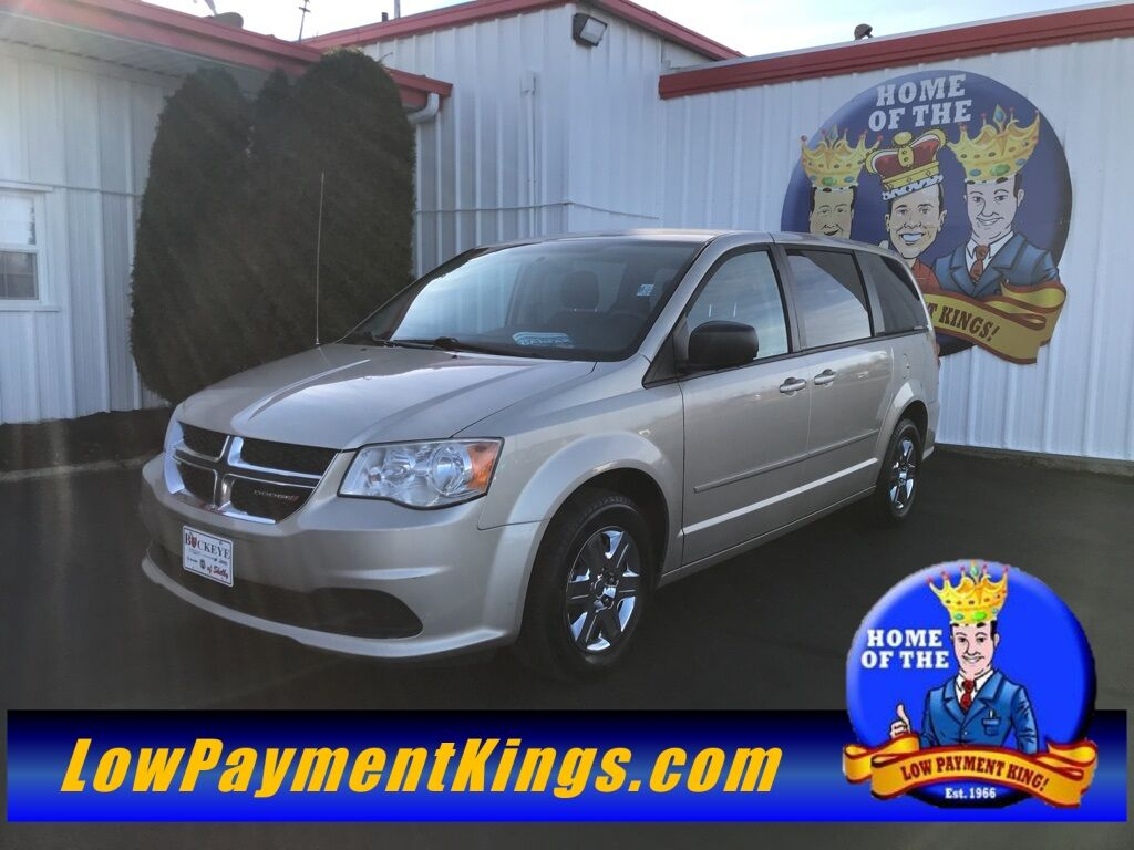 2013 Dodge Grand Caravan SE Shelby OH