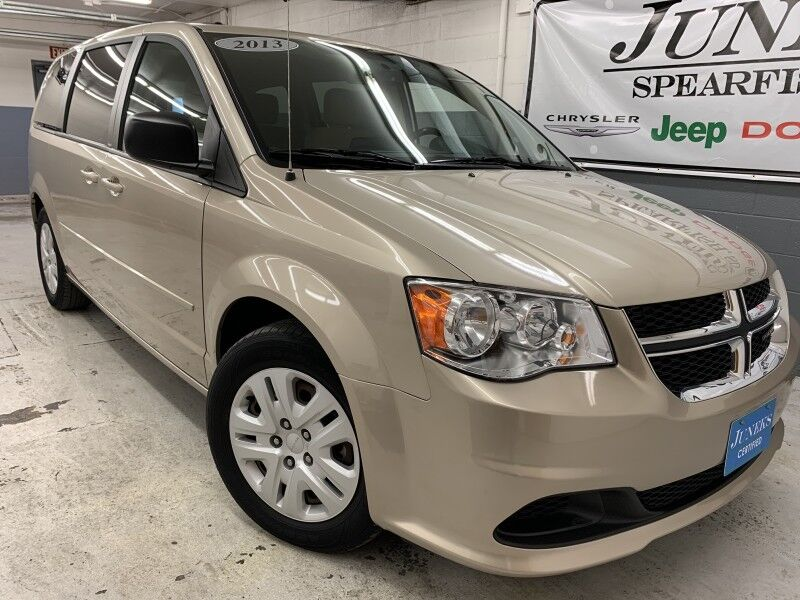 2013 Dodge Grand Caravan SE Spearfish SD