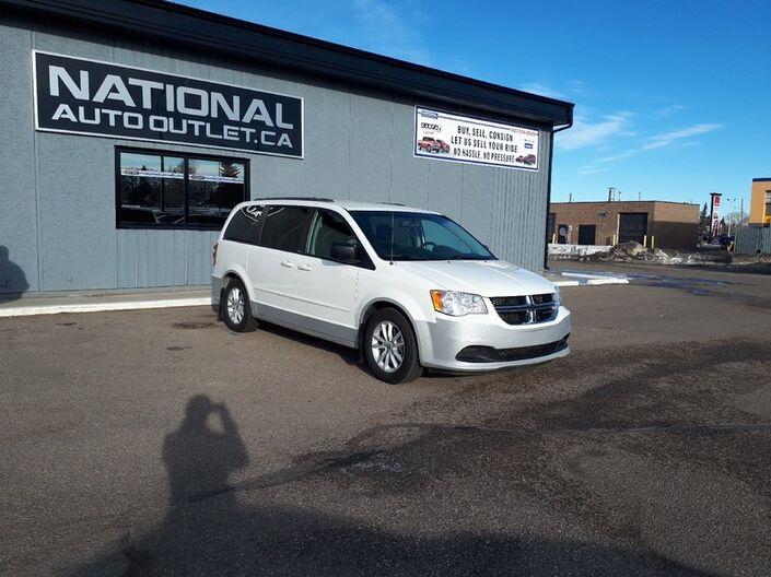 2013 Dodge Grand Caravan SXT PLUS STOW AND GO - COMMAND START Lethbridge AB