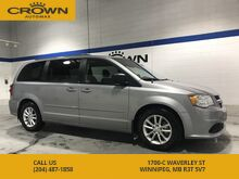 2013_Dodge_Grand Caravan_SXT **Stow and Go** Remote Start** Local Manitoba Trade In**_ Winnipeg MB