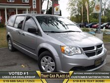 Dodge Grand Caravan SXT$62/WkStowNGoCruiseAuxPwr GroupFamily Vehicle 2013
