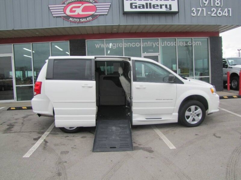 2013 Dodge Grand Caravan Wheel Chair Conversion SE Collinsville OK
