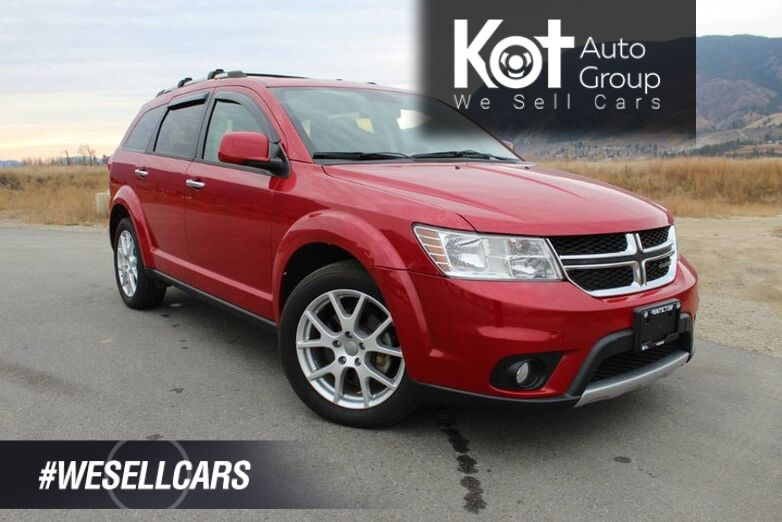 2013 Dodge Journey AWD R/T, Fully Loaded! Penticton BC
