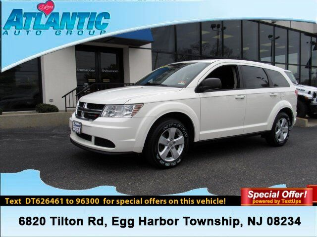 2013 Dodge Journey American Value Pkg Egg Harbor Township NJ