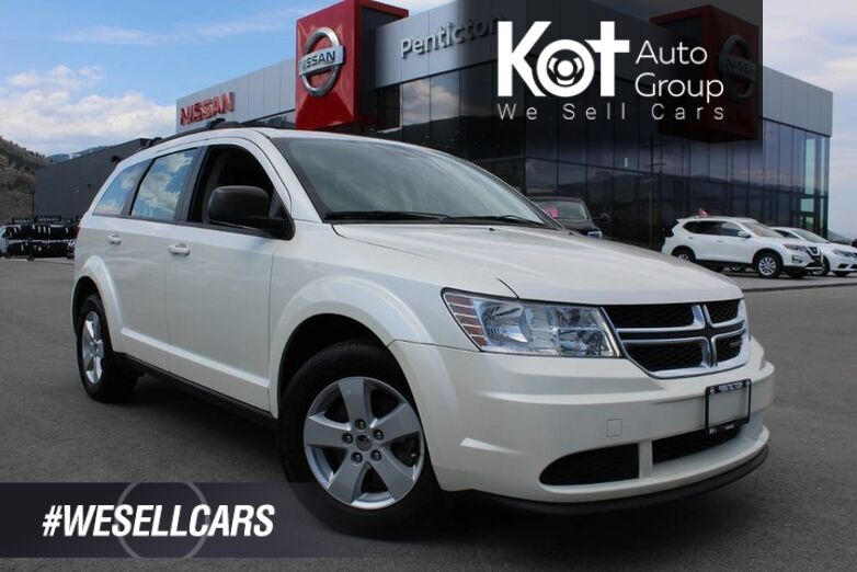 2013 Dodge Journey Canada Value Pkg, No Accidents, Great Family Vehicle Kelowna BC