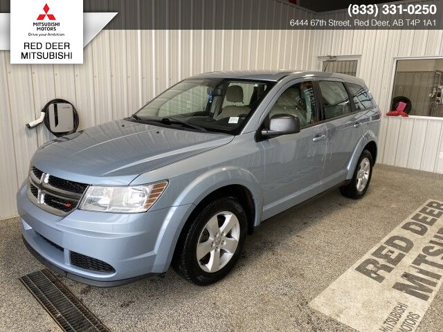 2013 Dodge Journey Canada Value Pkg Red Deer County AB