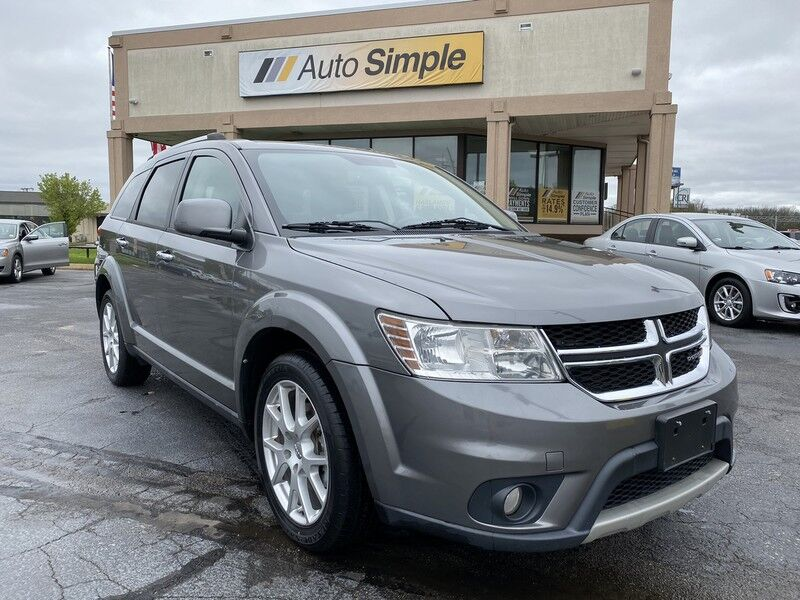 2013 Dodge Journey Crew Chattanooga TN