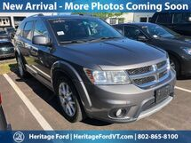 2013 Dodge Journey Crew South Burlington VT