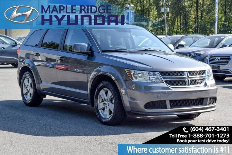 2013 Dodge Journey FWD 4dr Canada Value Pkg Maple Ridge BC