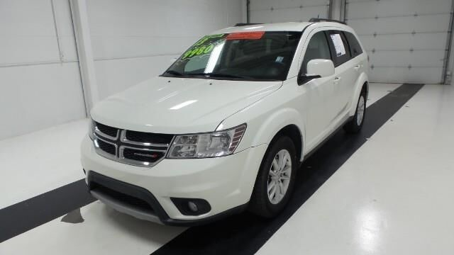 2013 Dodge Journey FWD 4dr SXT Topeka KS