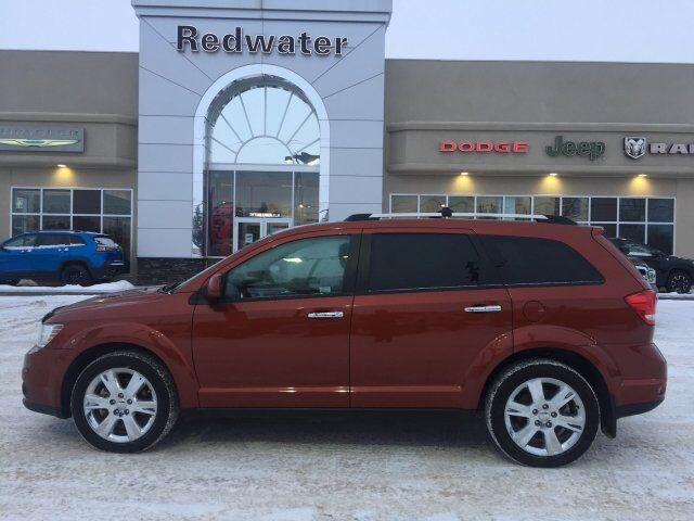2013 Dodge Journey R/T AWD - Leather - Nav - Local - 1 Owner - 53000kms Redwater AB