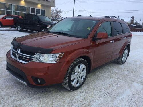 2013_Dodge_Journey_R/T AWD - Leather - Nav - Local - 1 Owner - 53000kms_ Redwater AB
