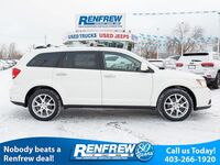 Dodge Journey R/T AWD, Remote Start, Heated Leather, Bluetooth, SiriusXM, Backup Camera 2013