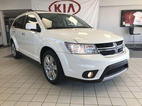 2013_Dodge_Journey_R/T AWD V6 *LEATHER HEATED SEATS/SUNROOF/NAVIGATION/REARVIEW CAMERA*_ Edmonton AB