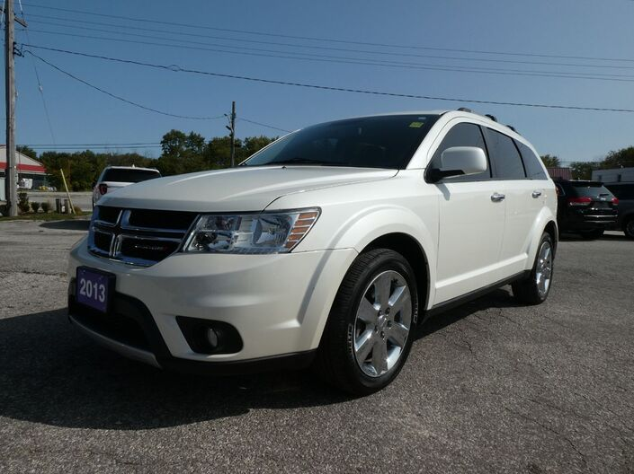 2013 Dodge Journey R/T Navigation Remote Start Sunroof Essex ON