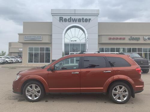 2013_Dodge_Journey_R/T_ Redwater AB