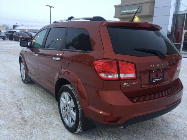 2013 Dodge Journey R/T Redwater AB