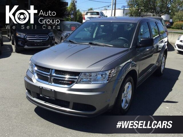 2013 Dodge Journey SE FWD Keyless Entry, Push-Button Start! Kelowna BC