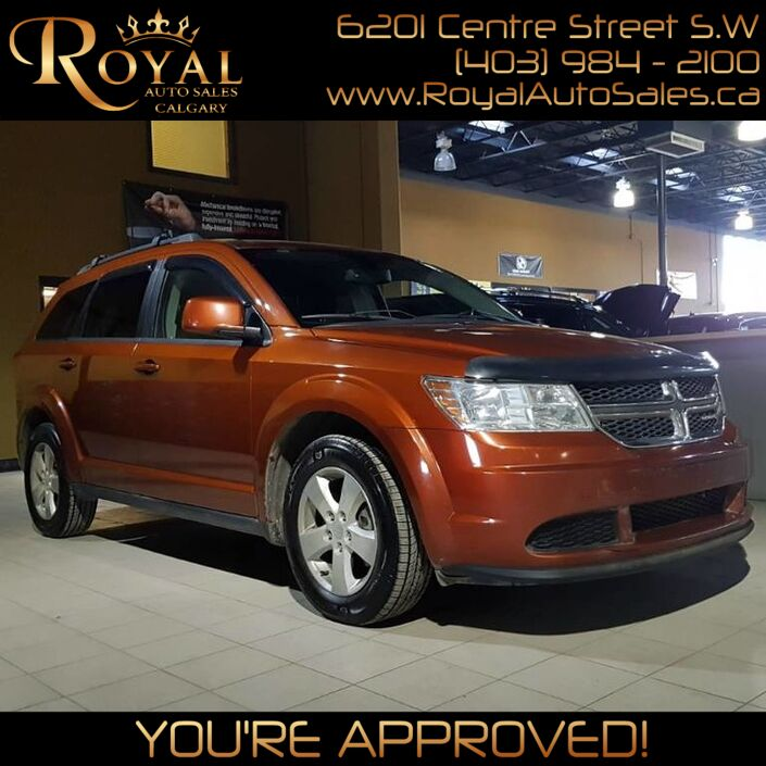 2013 Dodge Journey SE Plus Calgary AB