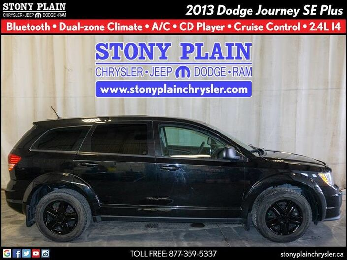2013 Dodge Journey SE Plus Stony Plain AB
