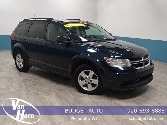 2013 Dodge Journey SE Plymouth WI
