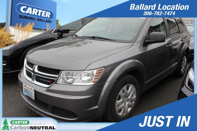 2013 Dodge Journey SE Seattle WA