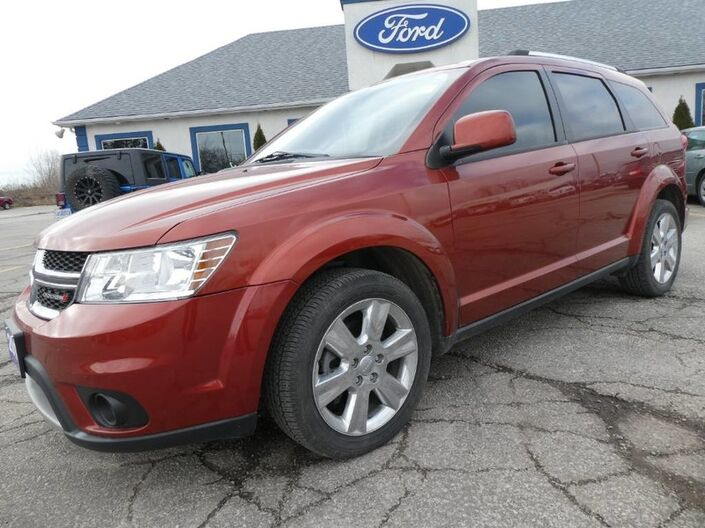 2013 Dodge Journey SXT - NAV - HEATED SEATS - BLUETOOTH - CRUISE CONTROL Essex ON