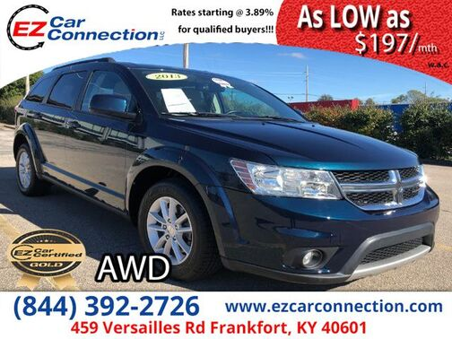 2013_Dodge_Journey_SXT AWD_ Frankfort KY