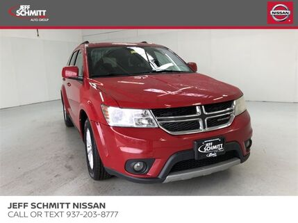 2013_Dodge_Journey_SXT_ Beavercreek OH